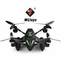 5%off-WLtoys Q353 海陸空 空 陸地 海 モード ヘッドレス モード RC クアッドコプター RTF 2.4GHz在庫あり