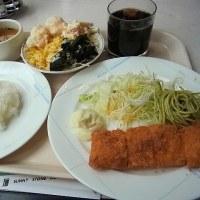 エビカツランチ(日替) レストラン サニー
