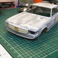 アリイ メルセデスベンツ 450SLC (3)