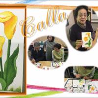 絵手紙教室☆5月の作品