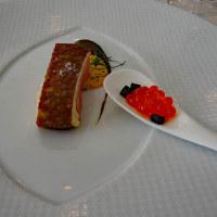 久々のフランス料理