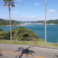 宮崎の・・・目井津漁港と幸島
