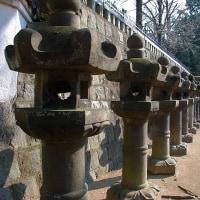 有馬家菩提寺梅林寺を訪ね、遠き日々に思いをはせた。