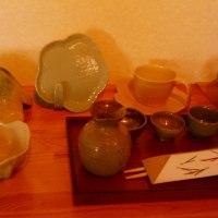 ギャラリー喫茶にて (17-0120)