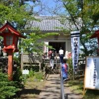 諏訪神社でしゃくやく祭り(館山市六軒町)