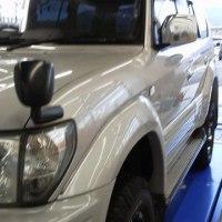 【電磁波・静電気対策:きました~待ちかねていたディゼルターボ君!!】九州では衰える事の無いディゼル車なり。