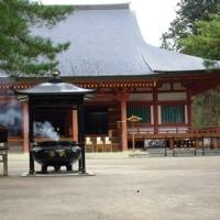 毛越寺本堂(平泉仏国土)