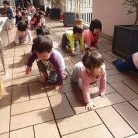 しろ 1歳児 コーナー遊び・運動遊び☆