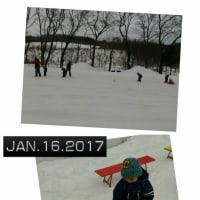 幼稚園スケート練習