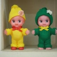 飾り キュウピー人形2