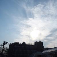 東京の今朝の天気(3月29日):晴れ?