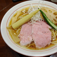 Weekdayの麺処巡り 鈴蘭 で がごめ昆布の冷やかけ麺