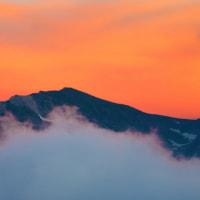 蓮華温泉から 白馬大池、白馬岳、雪倉岳、朝日岳 5Days