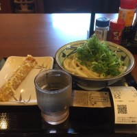 【食録】丸亀製麺朝霞青葉店
