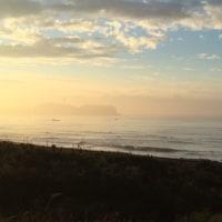 今日の波   10月18日