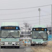 500系統 交通局大学病院前-井土浜・中野行