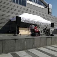 あおぞらクラフトいち@水戸芸術館広場