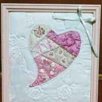 <Happy Wedding Quilt>作っています♪