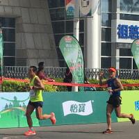 2017アモイ国際マラソン 2日連続フルマラソンに挑戦!(2017年1月2日)