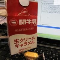 関牛乳・生クリームキャラメル