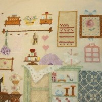 COZY SEWING ROOM 製作過程・5