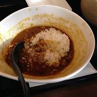 カレーつけ麺!