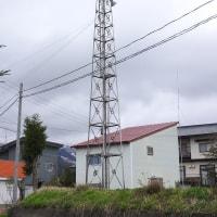 飯山市瑞穂豊の火の見櫓