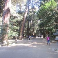 鹿島神宮に参拝してきました