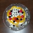 父の日 手作りケーキ