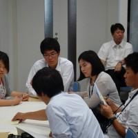 和歌山県中学生熟議に参加(6/18)