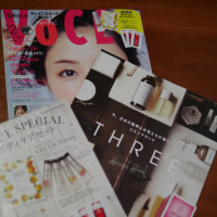 VOCE12月号を購入