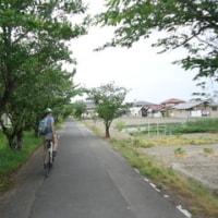 しもちぃ~サイクリング♪