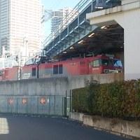 ブログ170124 EH500 機関車 金太郎