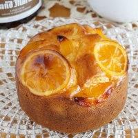アプリコットとオレンジの焼き菓子