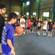 夏期講習バスケ