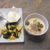 1/17ミルクスープ、ポークソテー、美味しい粒マスタードソース作り方