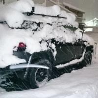 福知山市は大雪!2017年1月