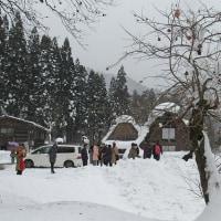 世界遺産・雪降る白川郷 11