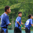 練習試合  静岡学園