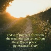 平和の福音の備え