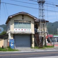 なぜ? 辰野町小野の火の見櫓
