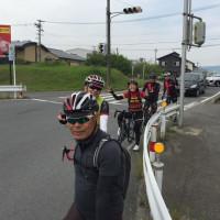 GW初日サイクリング