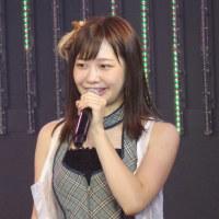 NMB48松岡知穂さんが、卒業発表。9/26チームBII公演にて