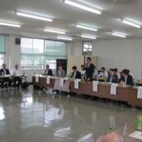 県土整備部長との意見交換会(桐生支部)