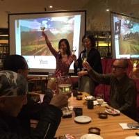 ワインを楽しむ会 土风炉in上海 LIVE