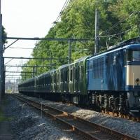 2017年5月23日  高崎線 北本 EF64-1031+E235系トウ04編成11両 新津配給 9772レ