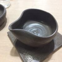 陶芸体験。