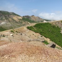 『山と渓谷2017 №987』(7月号)で吾妻小富士が紹介されました