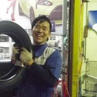 タイヤは二期作 商売は二毛作で!