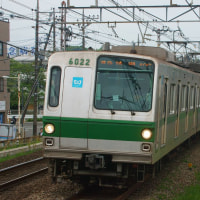 2017年4月26日 小田急  柿生  東京メトロ 6022F 49S 準急